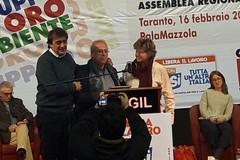 """""""Lavoro e Diritti, una proposta per il territorio"""" assemblea provinciale con Susanna Camusso"""
