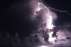 Situazione meteo: allerta temporali su Andria