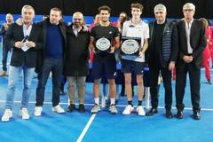 Tennis, l'Atp di Andria se lo aggiudica il francese Humbert