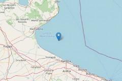 Lieve scossa di terremoto avvertita sulla costa barlettana
