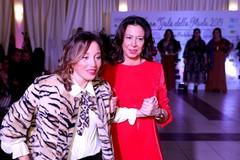 """Titti Ieva in passerella con la mamma nel Gran Galà della moda """"per tutte le donne"""""""