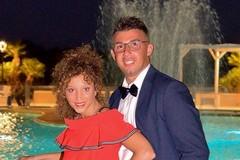 Titti Ieva ospite a Riccione nella finale di Miss In4missima