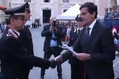 Festa per il 205° anniversario della Fondazione dell'Arma dei Carabinieri: i militari di Andria premiati