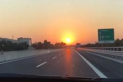 Post ferragosto: è traffico da bollino rosso, tamponamento tra 5 veicoli in A14 a Bari