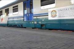 """Tempesta in Costa Azzurra, 50 ore di viaggio per il treno """"bianco"""" dell'Unitalsi"""