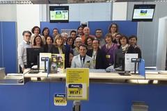 Poste Italiane, premiati gli uffici Andria Centro e Andria 1