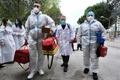 Calano i test, 6130 ed il numero dei contagiati, 584 in tutta la Puglia