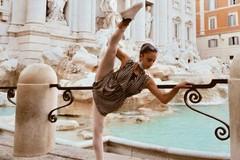Vanessa Consiglio entra nell'Accademia Ucraina di Balletto