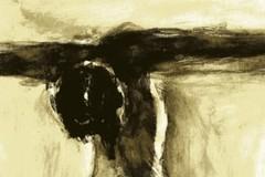 Sulla croce l'Abbandonato, si abbandona