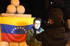 """Ass. Forza Andria: """"Delusi da Giorgino per vicenda bandiera del Venezuela, ci appelliamo a Fisfola"""""""