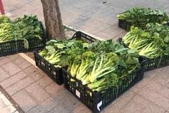 Sequestro di verdura a venditore ambulante sprovvisto di relativa licenza
