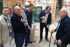 """Vicolo San Bartolomeo e """"Quintaloni"""" in mostra"""
