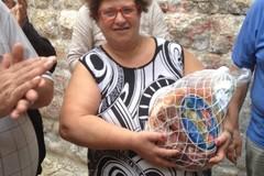 Concorso nazionale dei Quintaloni, vince Maria Sterpeta Ardillo