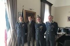 Guardia di Finanza: il comandante generale della Puglia gen. Vito Augelli nella Bat