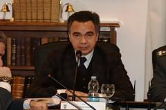 Il procuratore Di Maio in visita negli uffici di Polizia nella Bat