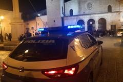 Controlli in piazza Duomo e piazza Catuma: 5 sanzioni a persone senza mascherina