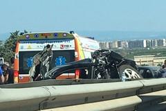 Terribile incidente sulla Andria-Barletta: tre feriti gravi