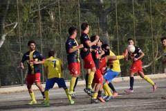 La Nuova Andria ritrova i tre punti, Don Uva battuto 3-2
