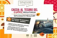 """Caccia al tesoro nel """"Cuore di Puglia"""", domenica tappa ad Andria"""