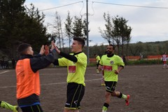 Pari interno per la Nuova Andria: 2-2 contro il Borgorosso Molfetta