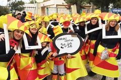 Carnevale Coratino 2018, la diretta streaming della grande sfilata
