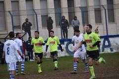 Nuova Andria Calcio sconfitta 2-1 dalla capolista Don Uva