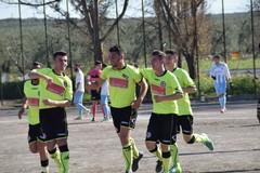 """Nuova Andria beffata al fotofinish, il Soccer Modugno strappa il 2-2 al """"Fidelis"""""""