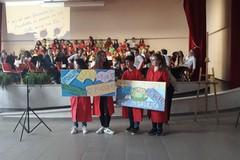 """Concerto di fine anno con il coro """"Anni Verdi"""" all'I.C. """"Verdi-Cafaro"""""""