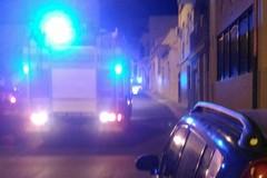 Boato nella notte ad Andria, esplode una bomba all'una