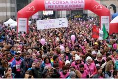 """Andria, al via alla prima edizione de la """"Marcia Rosa per Amiche"""""""