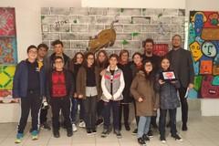 """Street Art Gallery: alla scuola """"Salvemini"""" il premio  della giuria popolare"""