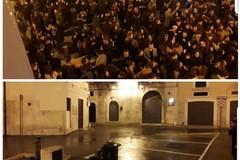 Vigilia di Natale: un modello di senso civico nel centro storico di Andria