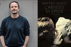"""Andria,""""L'abisso di Eros"""": un viaggio attraverso la Grecia antica con lo scrittore Matteo Nucci"""