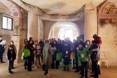 ArtTurism: visita guidata presso la chiesa di San Domenico e la laura in tufo di Santa Croce