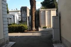 Cimitero: individuazione di campi di inumazione all'interno dell'area