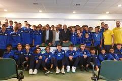 Uno sguardo al futuro: presentate le squadre Allievi e Giovanissimi della Fidelis Andria