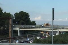 A14 bloccata a Canosa, code e rallentamenti ad Andria: lieve tamponamento tra due auto
