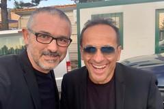 L'art director Sabino Matera invita alla Casa di Babbo Natale Uccio De Santis
