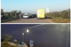 Due incidenti in poche ore, uno sulla Andria-Trani l'altro sulla provinciale per Bisceglie