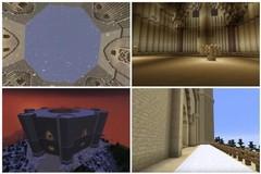 Il patrimonio dell'Unesco in un gioco digitale, visita a Castel del Monte con Minecraft