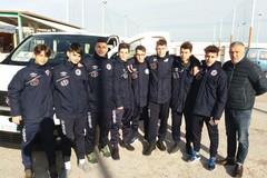 Stage a Catanzaro per 8 atleti della Nuova Andria Calcio