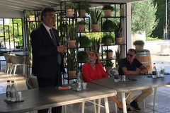 L'On. Emanuele Fiano ad Andria: «Vogliamo tornare alla guida di questa città»