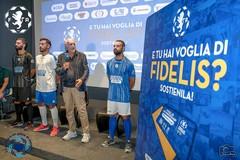 Fidelis Andria: presentata la campagna di sostegno, le maglie e l'iniziative per Chico Forti