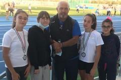 L'atletica andriese riparte col piede giusto: risultati positivi al IX Meeting Città di Molfetta