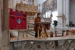 Avis Andria, S. Messa alla basilica Madonna dei Miracoli per celebrare il 29° anniversario