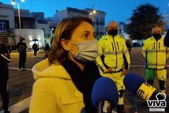 Covid, il sindaco Bruno: «338 positivi ad Andria, valutiamo la chiusura di alcune piazze e vie»