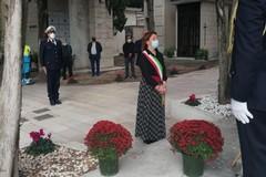 Festa Unità d'Italia: al Monumento ai Caduti di Andria il Sindaco ed il Prefetto