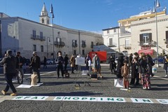 Il grido d'aiuto dei commercianti di Andria a Governo e consumatori: «Non abbandonateci»