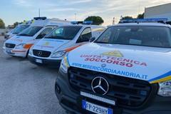 Operativa nella Misericordia di Andria l'Unità Interventi Speciali Covid-19