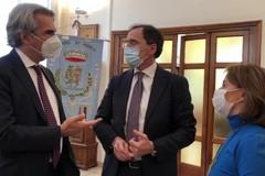 """Ministro Boccia ad Andria: """"Grave la situazione economico finanziaria"""""""